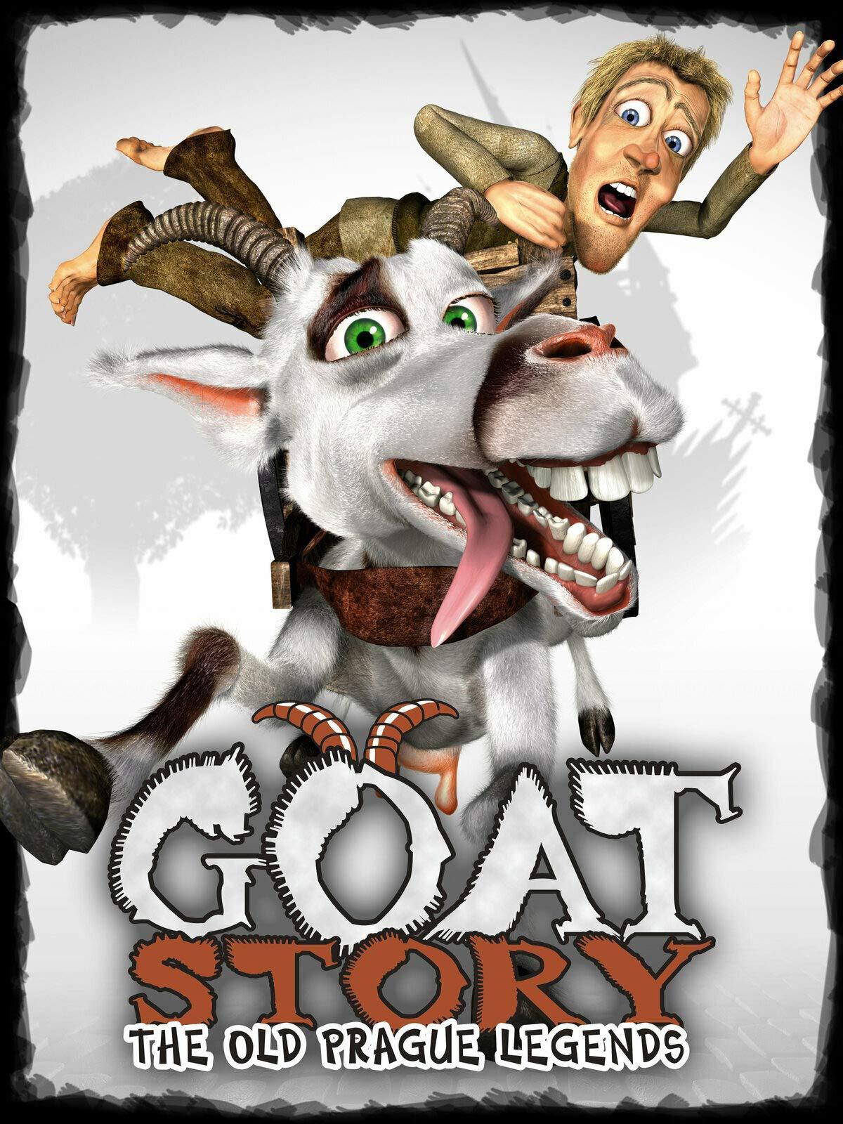 Goat Story - Old Prague Legends