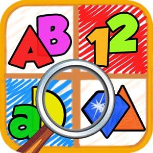 Alphabet Find