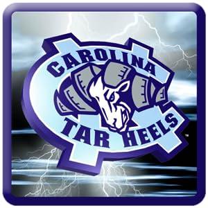.com: North Carolina Tarheels Live Wallpaper: Appstore for Android