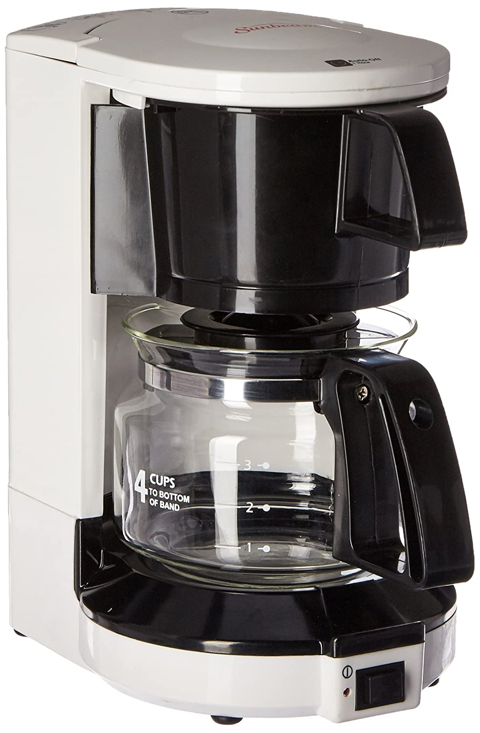 Sunbeam 3279-500 4-Cup Coffee Maker