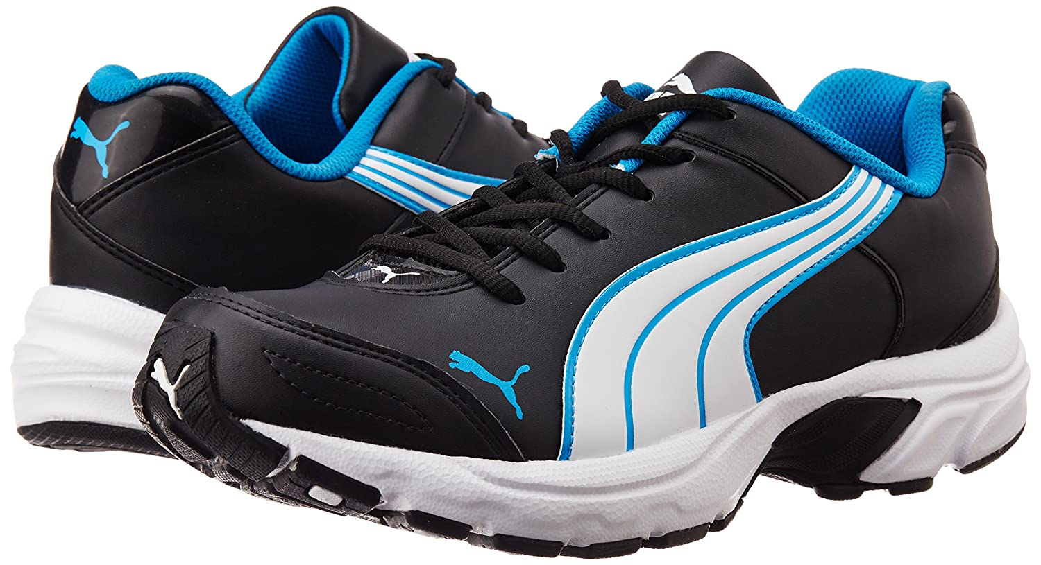 Deals on Puma Men's Axis IV XT DP Mesh Running Shoes