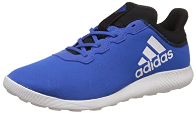 adidas Men's X 16.4 Tr Blue, Crywht and Cblack Football Boots 7 UK