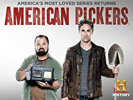 American Pickers Season 4