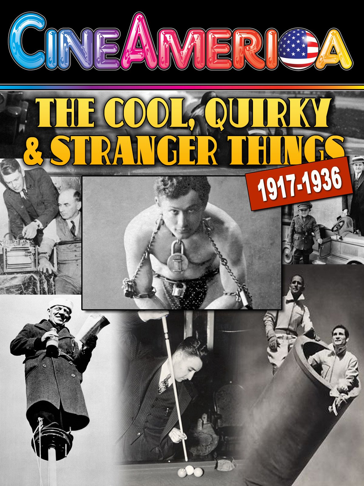The Cool, Quirky & Stranger Things 1917-1936 on Amazon Prime Instant Video UK
