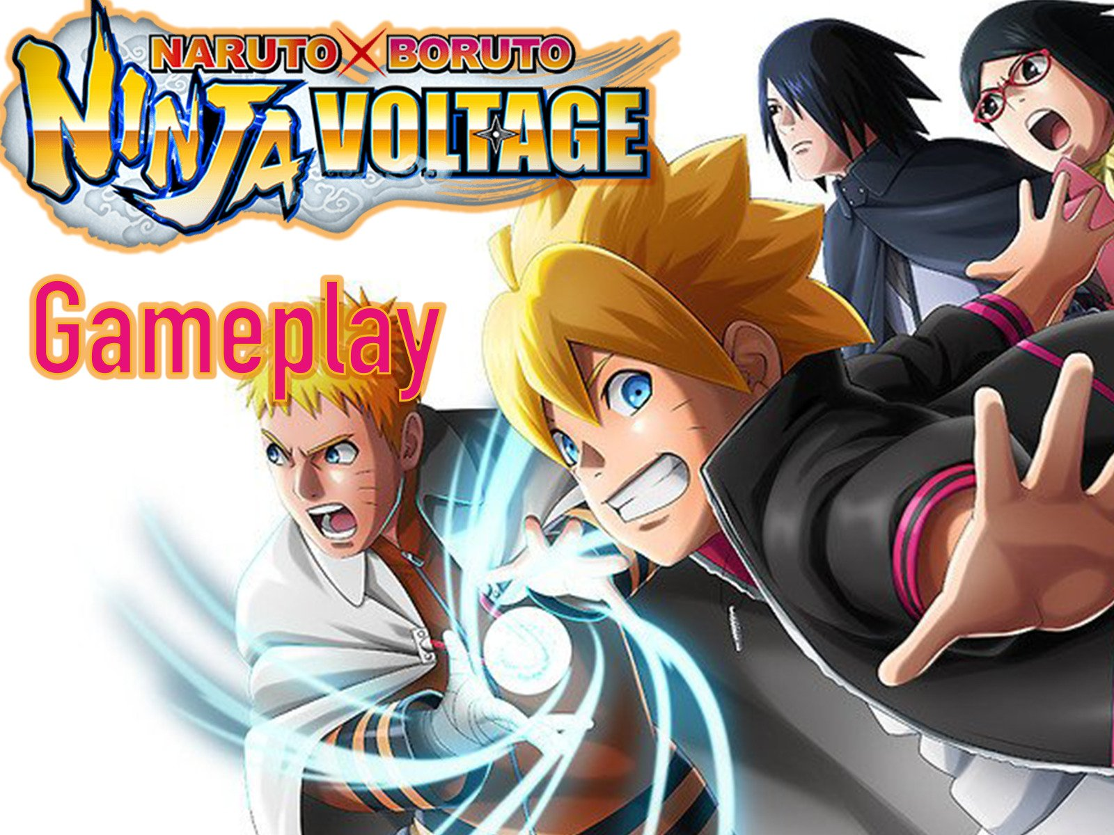 Naruto X Boruto Ninja Voltage Gameplay - Season 1