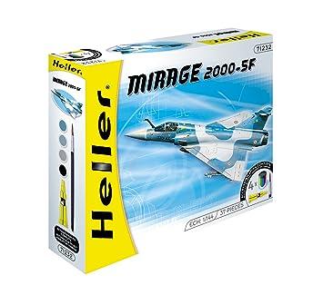 Heller - 49907 - Maquette - Avion - Echelle 1/144 - Mirage 2000-5