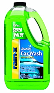 Rain-X 5072084 Foaming Car Wash
