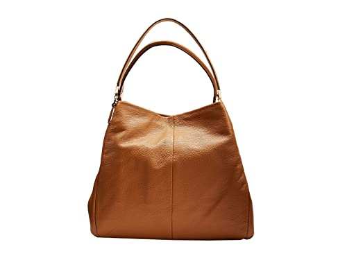 Coach Madison Leather Phoebe Shoulder Bag Review 24