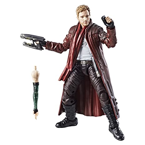 Marvel Legends: Les gardiens de la galaxie 2: Star Lord 15cm Figurine