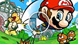CGR Undertow - MARIO PINBALL LAND Review For Game...