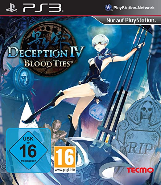 Deception IV: Blood Ties, PS3