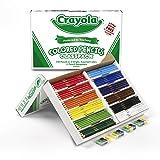 Crayola 68-8024  Colored Pencil Bulk Classpack, 12 Assorted Colors, 240 Count, Standard, Assorted. (Color: Assorted., Tamaño: Standard)