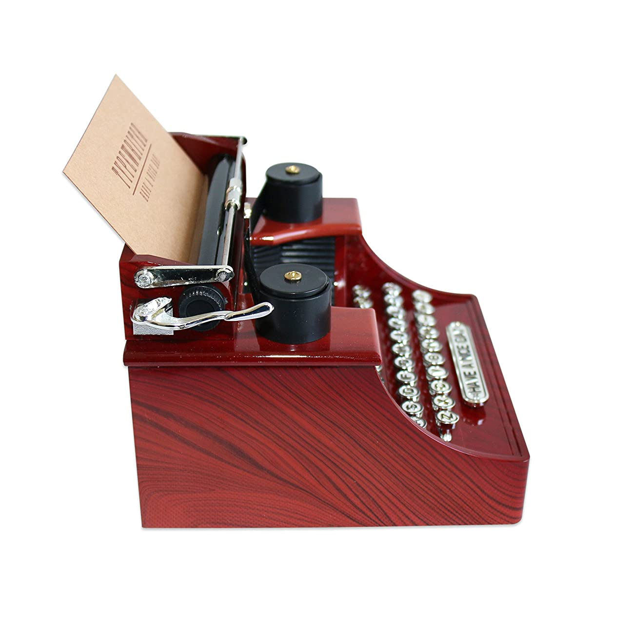 Alytimes Vintage Typewriter Music Box for Home/Office/Study Room Décor Decoration 2