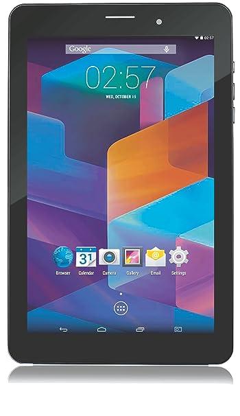 "Hannspree SN80W71B2E Tablette tactile 8"" (20,32 cm) Noir (ARM, 1 Go de RAM, 8 Go, Android KitKat 4.4)"