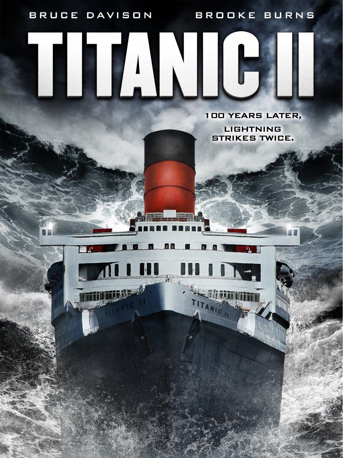 Titanic II on Amazon Prime Instant Video UK