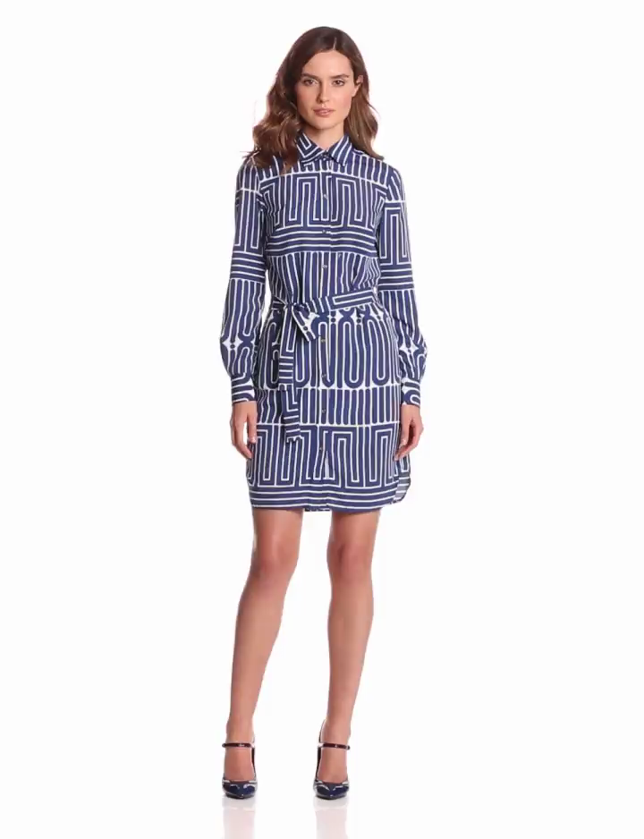 Trina Turk Women's Aces Dress