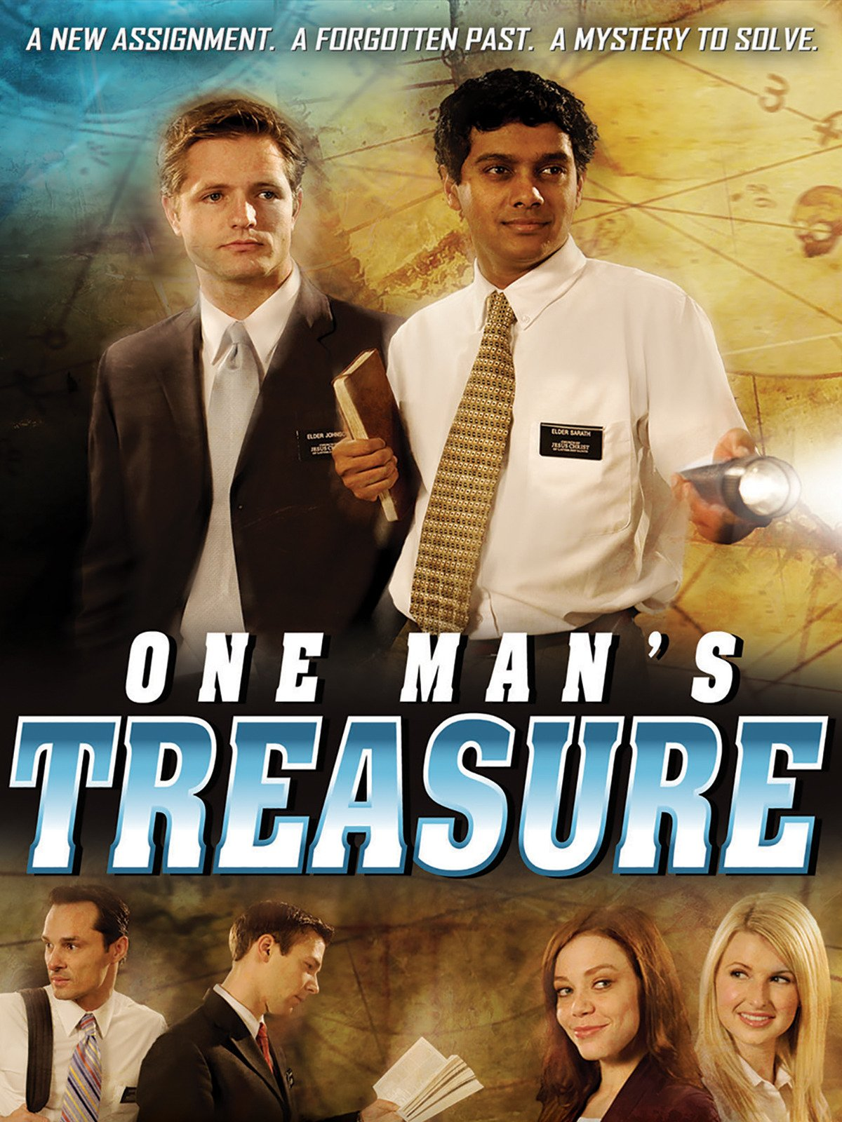 One Man's Treasure on Amazon Prime Video UK
