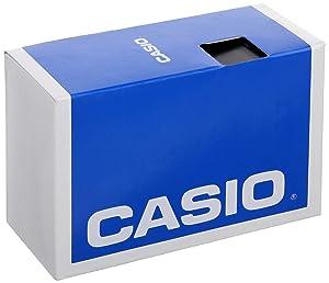 Casio Men's F201WA-1A Black Resin Multi-Function Alarm Sport Watch