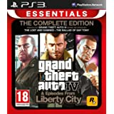 Grand Theft Auto IV The Complete Edition (PS3)
