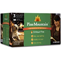 6-Pk. Pine Mountain 3-Hour Firelogs