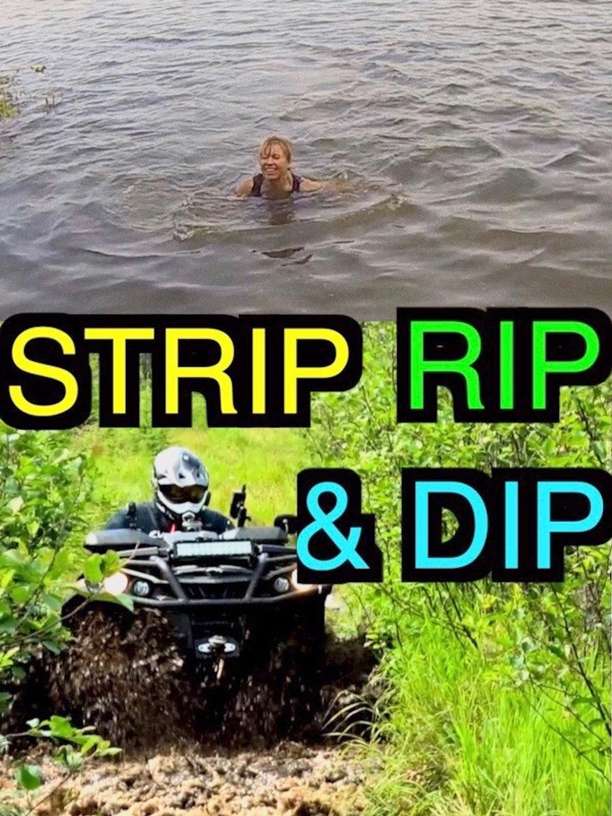Strip Rip & Dip