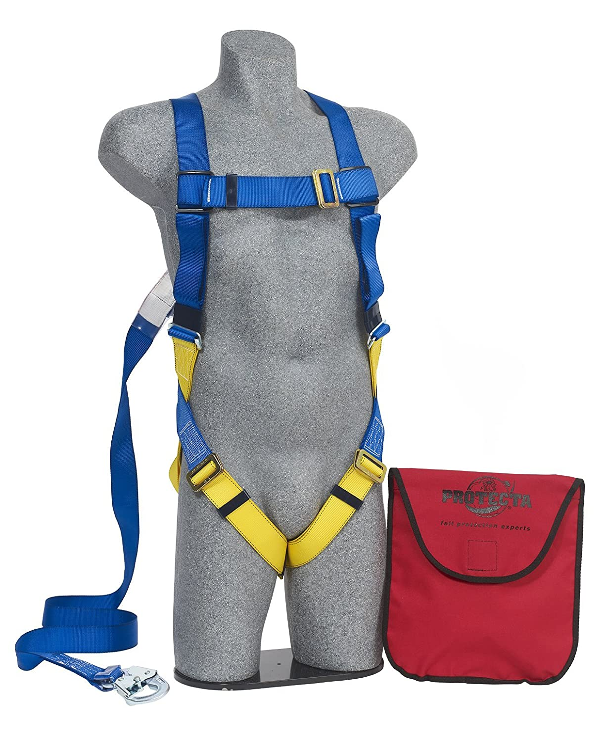 new protecta ab17533 fall protection safety harness. Black Bedroom Furniture Sets. Home Design Ideas