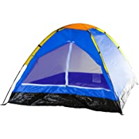 Happy Camper 80170T Two Person Tent with Carry Bag (Blue)