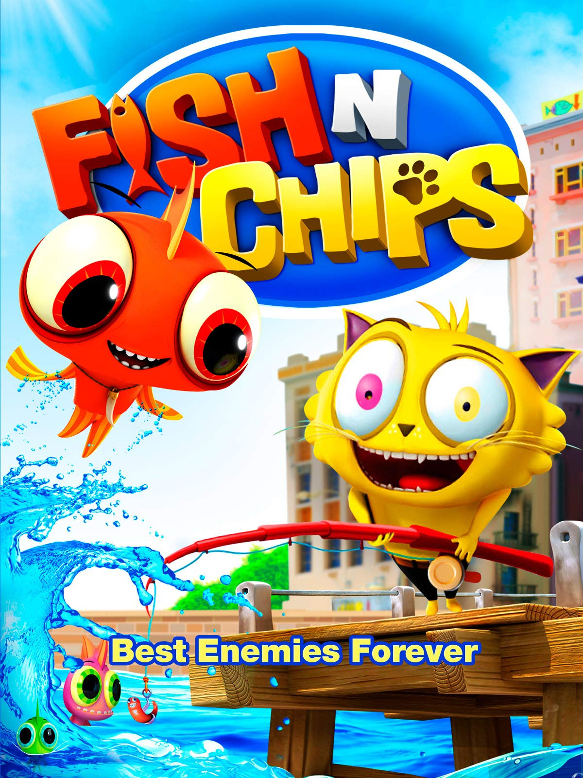 Fish'n'Chips on Amazon Prime Instant Video UK