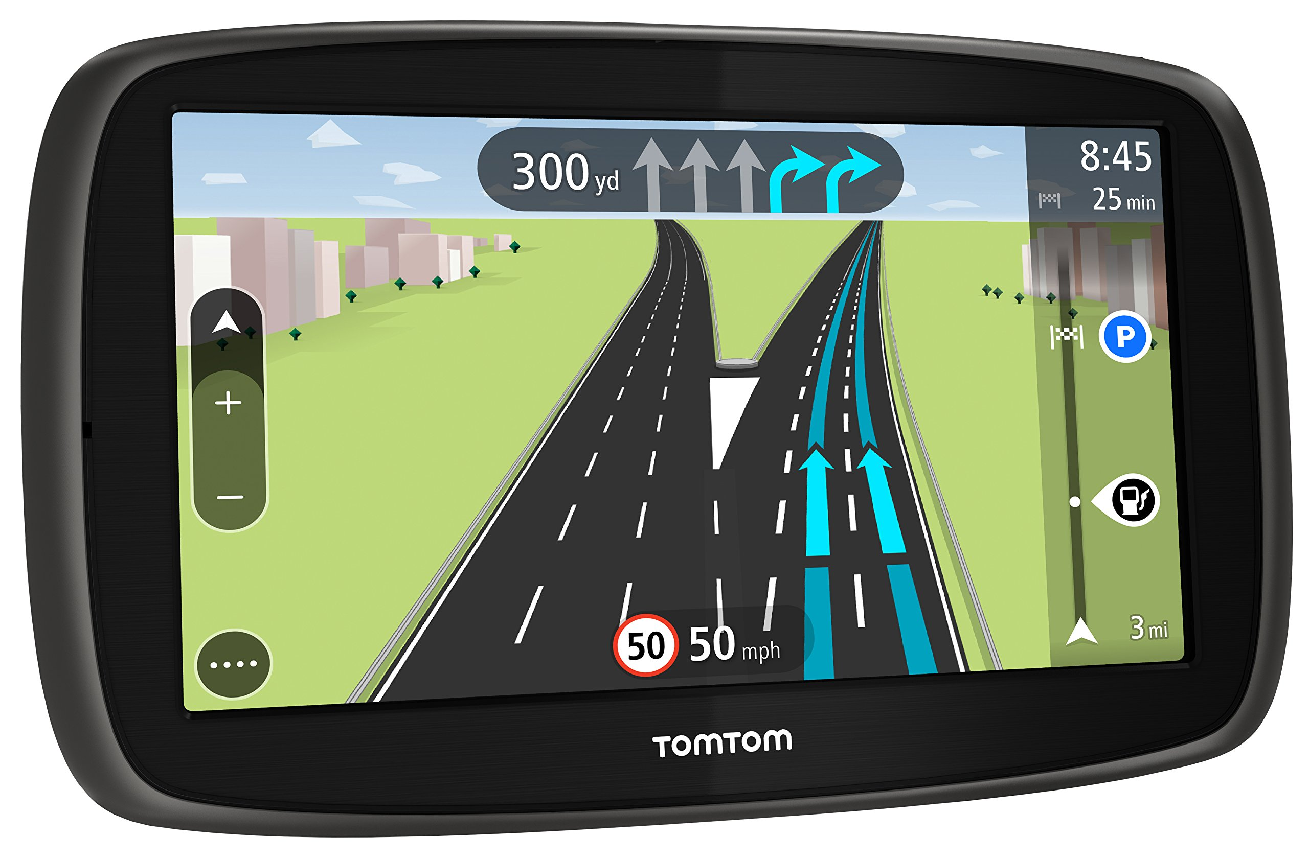 Tomtom Start   Inch Sat Nav Gps With Free Lifetime Maps Update Of Uk Western Europe