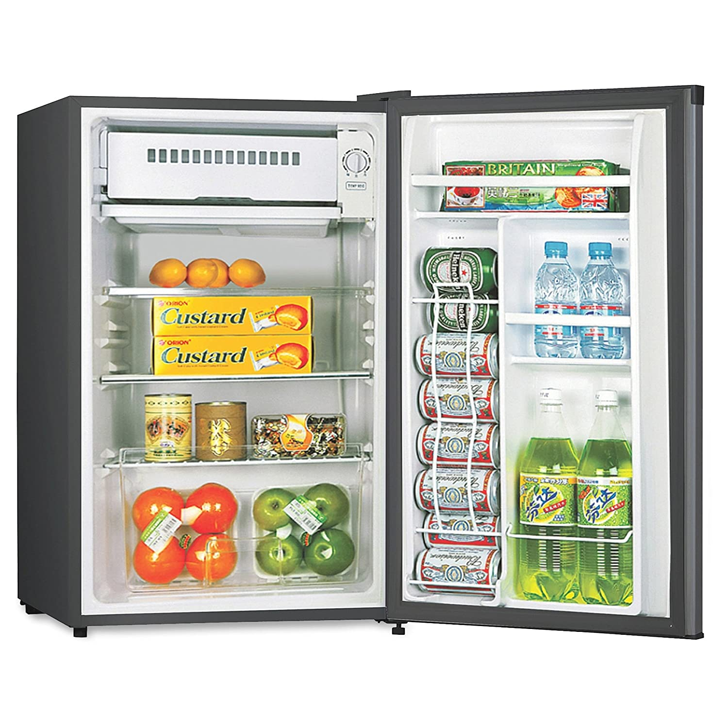 10 Best Compact Refrigerators -Jan. 2018 Top Rated 2018 List | 10 ...