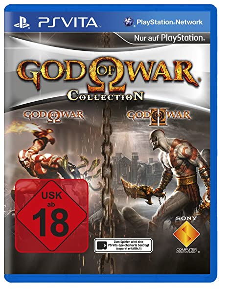 God of War Collection, PSVita