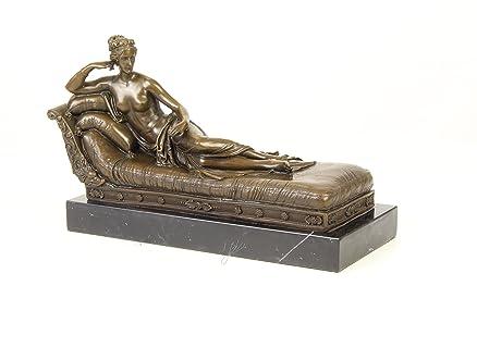 Bronzo Scultura Statua