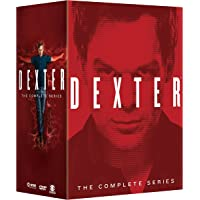 Dexter: The Complete Series on DVD