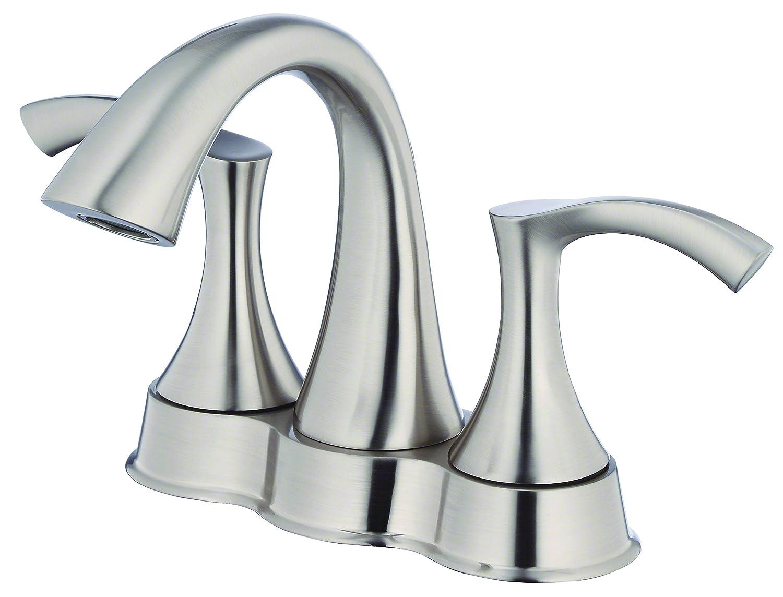 Danze D301022BN Antioch Dual Handle Centerset Lavatory Faucet
