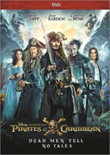 Book Cover: Pirates Of The Caribbean: Dead Men Tell No Tales