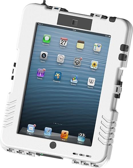 Andres Industries 290003 impermeable y resistente a los golpes para Apple iPad 2/3/4 blanco