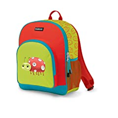 Crocodile Creek Ladybug Backpack