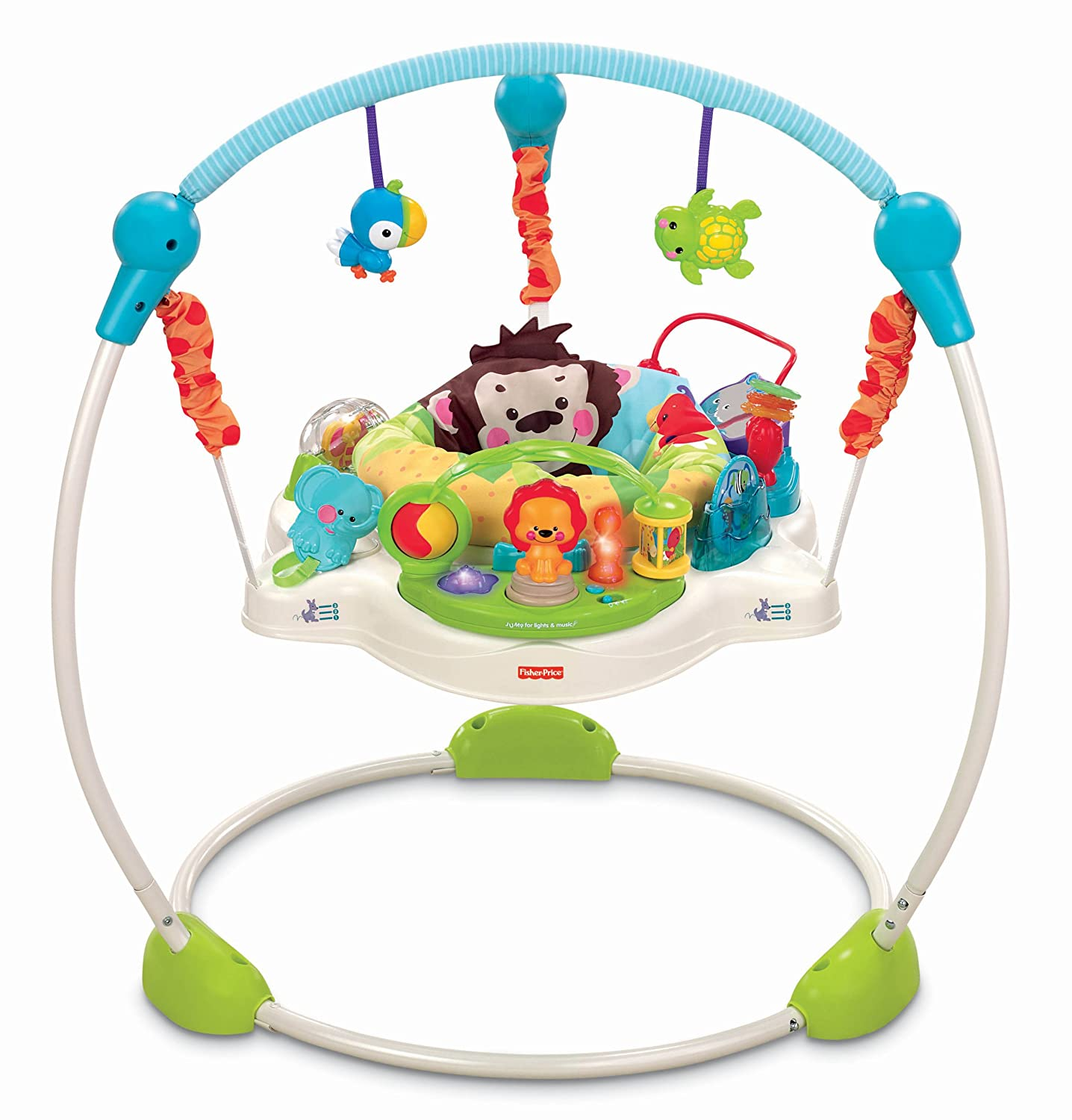 Fisher price precious planet high chair -  High Chaircheck Price Precious Planet Blue Sky Jumperoo