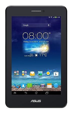 "Asus Fonepad ME175CG-1B038A Tablette tactile 7"" Gris (Intel Clover Trail + Z2520 1,2 GHz, 8 Go, Android, Wi-Fi, 3G, Fonction téléphone)"
