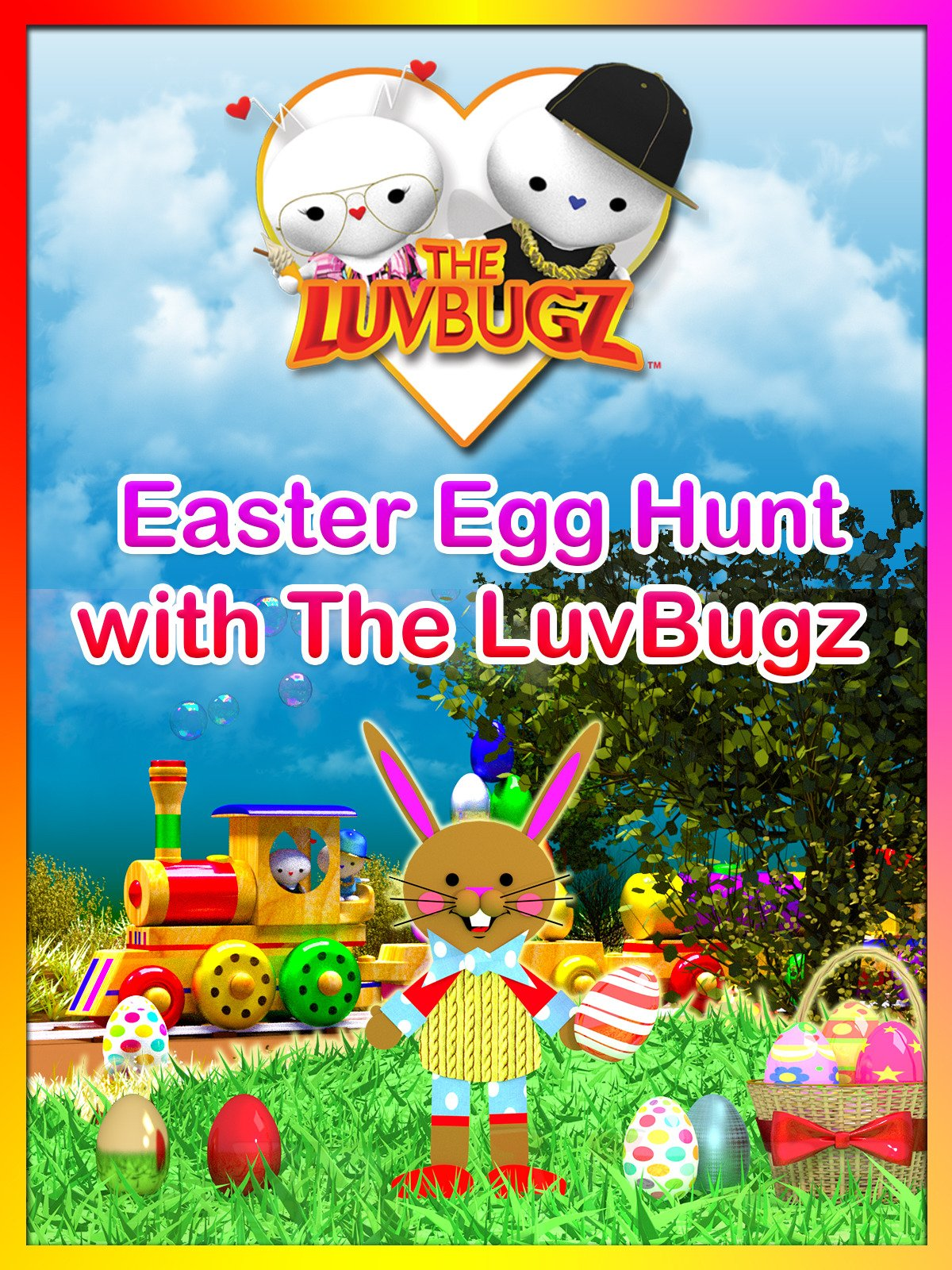 Easter Egg Hunt with The LuvBugz