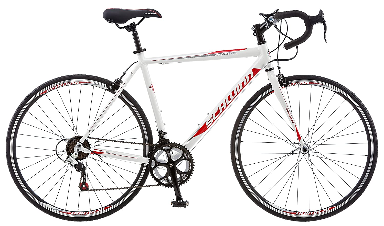 Schwinn Volare 1300 Men's 700C Drop Bar Road Bicycle