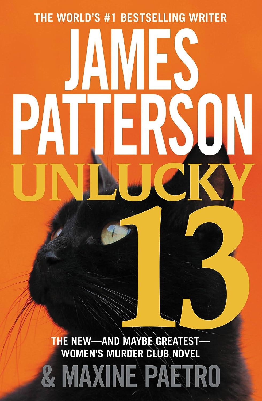 Unlucky 13  Women s Murder Unlucky 13 James Patterson