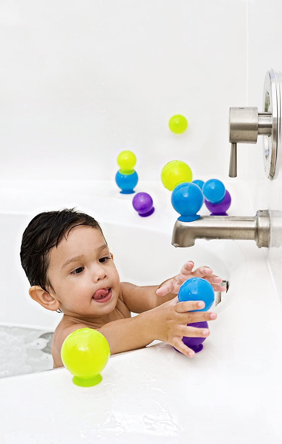 Boon Bubbles Suction Cup Bath Toys