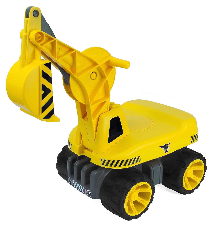 Big 55811 – Maxi-Digger, Kinderfahrzeug günstig bestellen