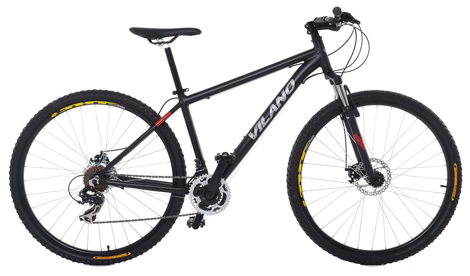 Vilano Blackjack 29er Mountain Bike with 29-Inch Wheels review 1