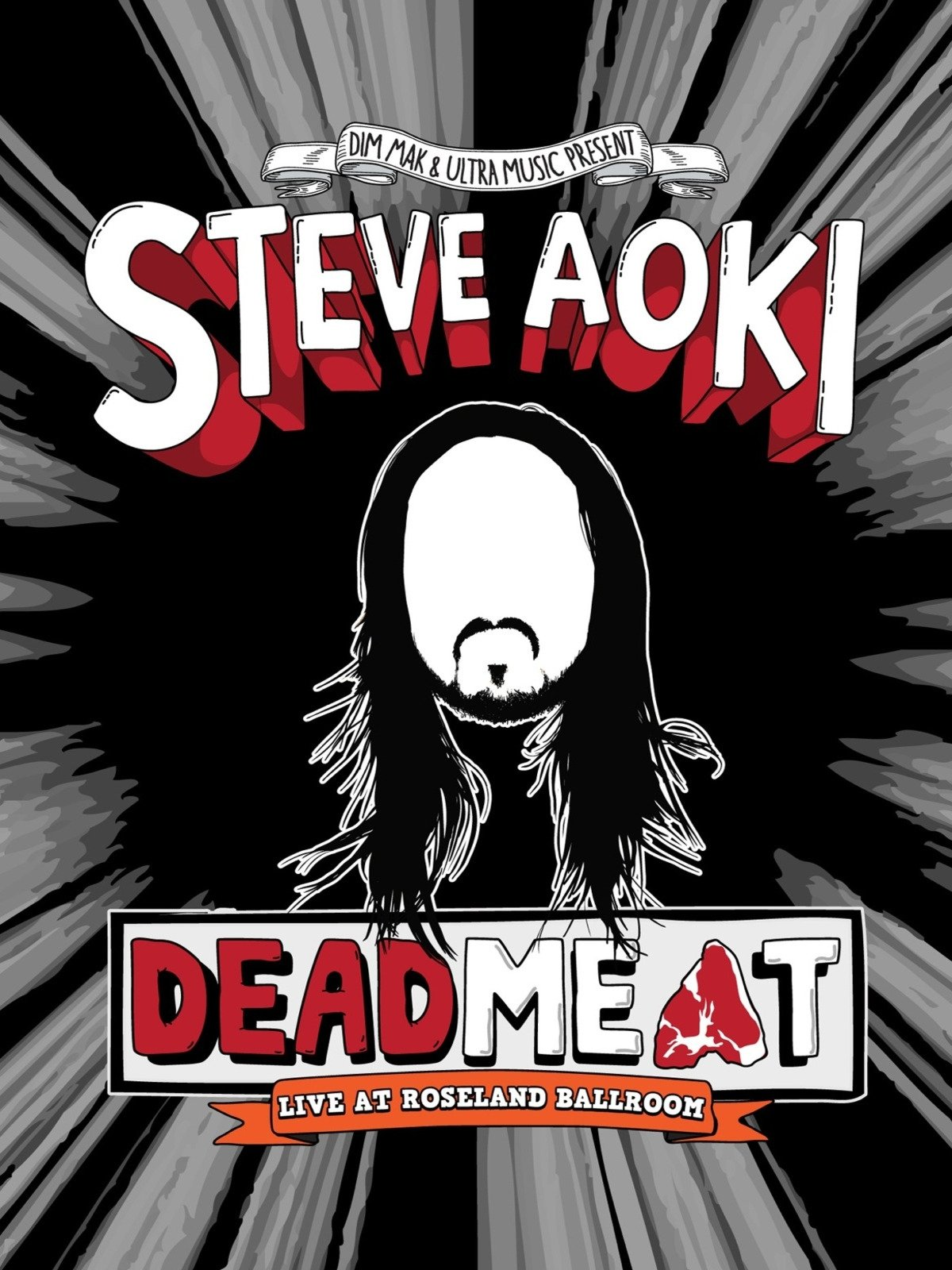 Steve Aoki: Deadmeat: Live at Roseland Ballroom on Amazon Prime Instant Video UK