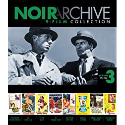Noir Archive Volume 3: 1957-1960 9-film Collection [Blu-ray]