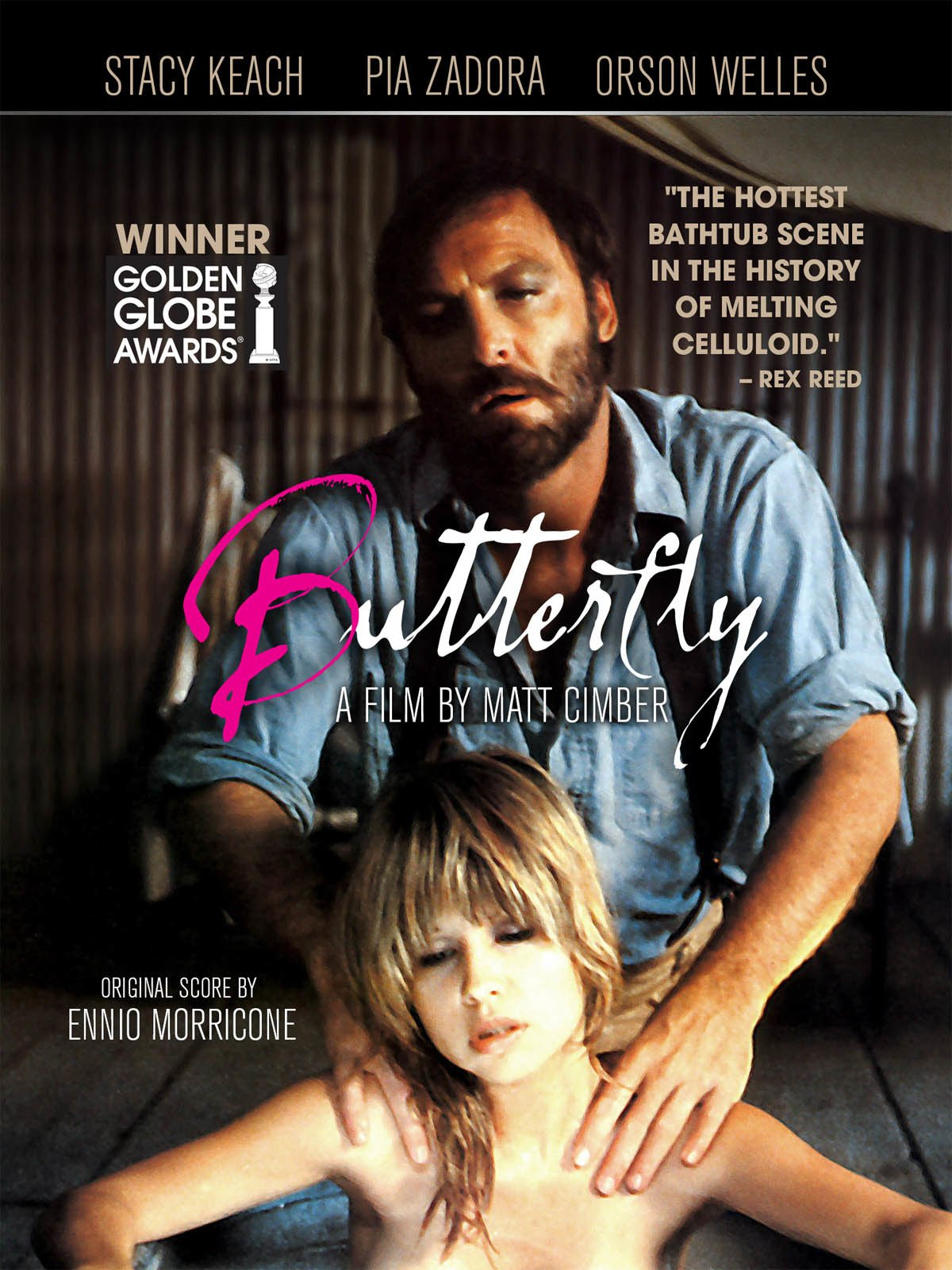 Butterfly on Amazon Prime Instant Video UK