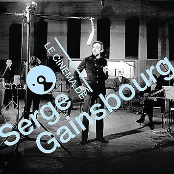 Serge Gainsbourg – Le cinéma de Serge Gainsbourg (5 CD)