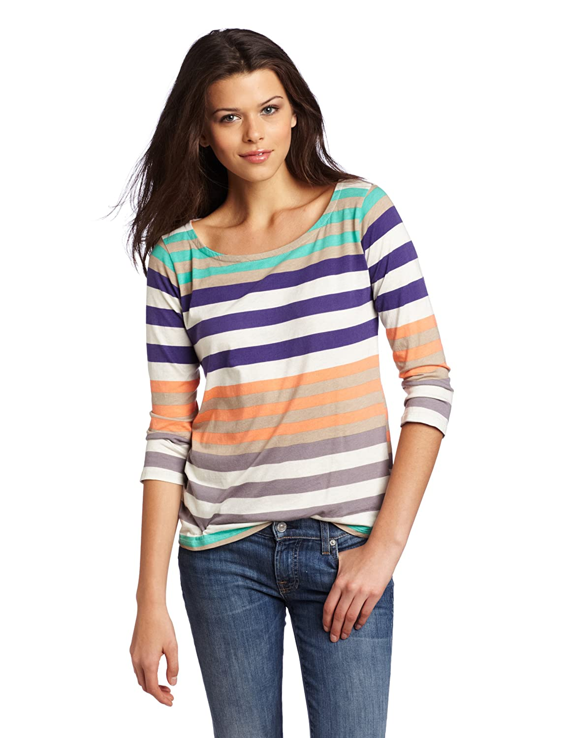 Women S Designer Clothing Stripe Top Wilson Joseph